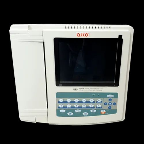 Automatic Contec ECG Machine 12 Channel (8 inch Touch Screen)