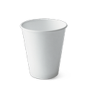White 250 Ml Plain Paper Cup, For Event And Party Supplies, Features: Disposable