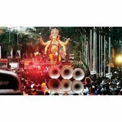 Birthday Party Ganesh Chaturthi DJ Service, Local