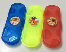 Bubble Pencil Box