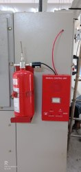 Electric Panel Fire Suppression System