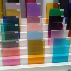 Flat Transparent Tempered Glass