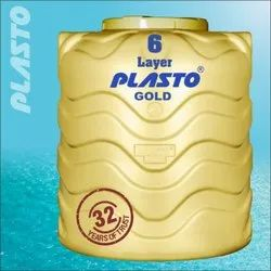 Plasto Gold 6 Layer Water Tank