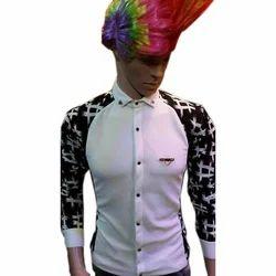 Fashion Fever Full Sleeves Designer Shirt