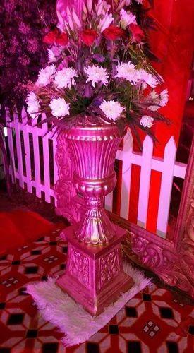 Wedding Flower Vase Shadi Ki Sajavat Ke Upkran Sk Handicraft