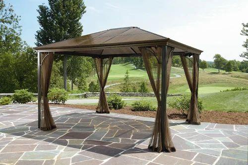 Dome Canvas Gazebos Sprech Tenso Structures Private