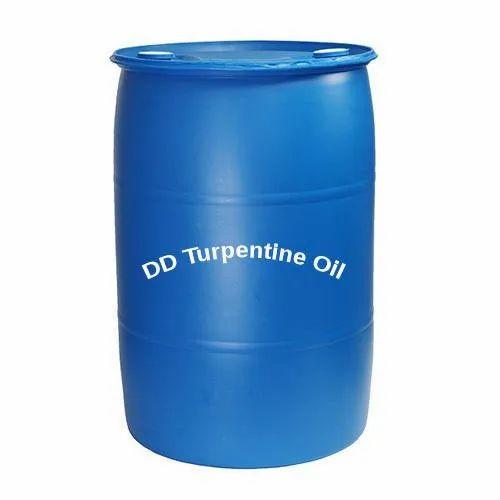DD Turpentine Oil