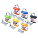 SS Finish Regular Jacket Padlocks