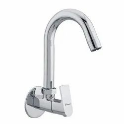 Channel Touch Sink Cock with Swinging Spout, For Bathroom Fittings