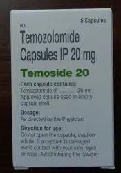 Temozolomide Capsule/ Temoside 100 ,250 &20 mg