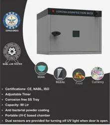 Corona Disinfection Box 90Ltr