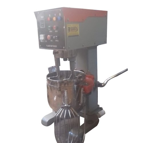 Stainless Steel Planetary Mixer With AC Drive