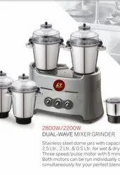Commercial 5 Jar Mixer
