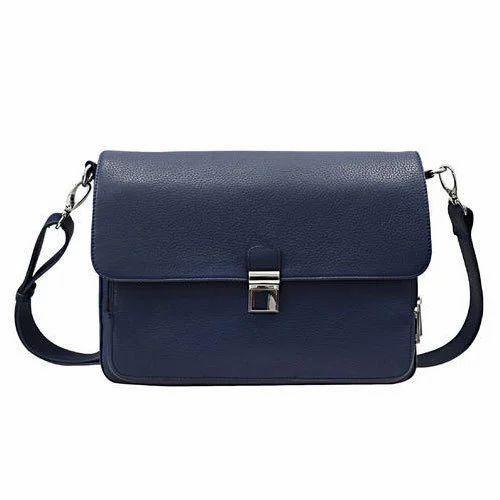 b94a3d04639 Rexine Plain Ladies Side Bag, Rs 399 /piece, S K Enterprises | ID ...