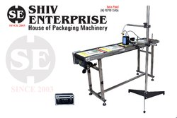 Automatic Inkjet Batch Coding Machine