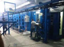 Auto Parts Painting Plant