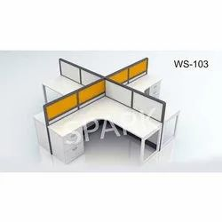 WS-103 Office Workstation Furniture