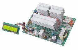 GKE Sine Wave Inverter Kit with LCD display (850 VA/12 V)