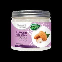Oasis California Almond Face Scrub