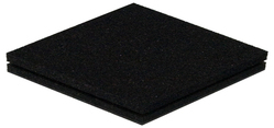 Black Super Soft Foam