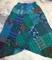 Unisex Patch Stonewash Aladdin/Harem Pant