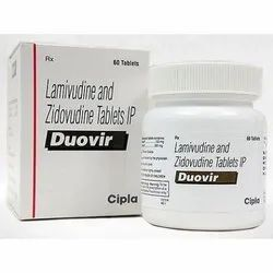 Lamivudine And Zidovudine Tablet IP