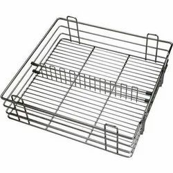 SS Partition Basket for Kitchen