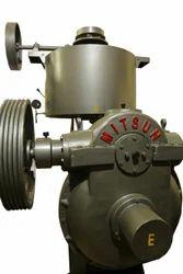Automatic And Semi-Automatic 15-20 Semi Automatic Round Kettle Oil Expeller, For Peanut Oil
