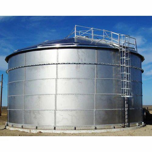 Water Storage Tanks >> 10000 Litre Ss Water Storage Tank At Rs 150 Kilogram Stainless