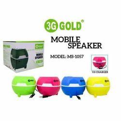 Multimedia Mobile Speaker