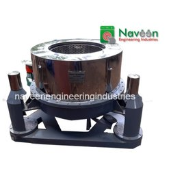 High Spin Hydro Extractor