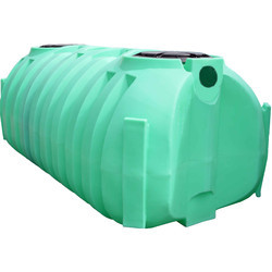 1000 L Gallon Low Profile Septic Tank