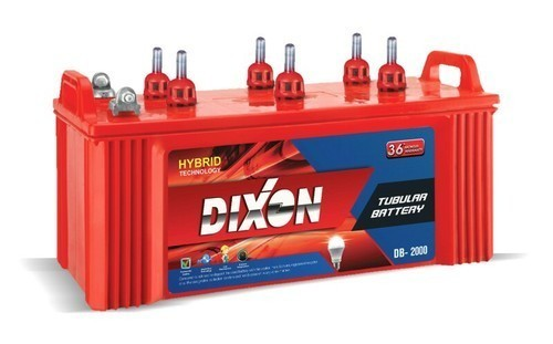 Dixon Automotive Batteries, Battery Type: Acid Lead Battery