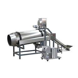 Continous Type Flavouring Machine