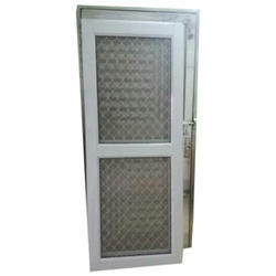 Entry Aluminium Door