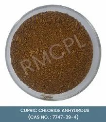 Cupric Chloride Anhydrous for CPC Green Pigment