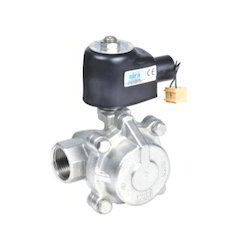 Stainless Steel High Temperature Steam Solenoid Valve