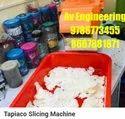 Tapioca/Banana/Potato Chips Machine