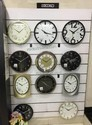Display Racks for Wall Clocks and Watches
