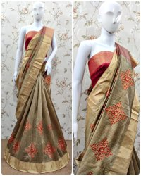 Riva Enterprise Cotton Silk Party Wear Saree