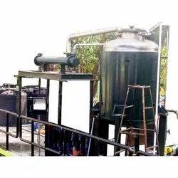 Semi-Automatic Industrial Evaporator