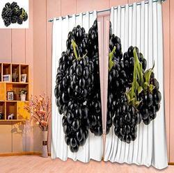 Window Treatments Mulberry Tree on a White Background Living Room Bedroom Curtain