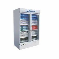 Celfrost Double Door Visi Cooler Refrigerator for Commercial