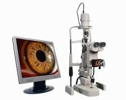 Slit Lamp With Imaging System
