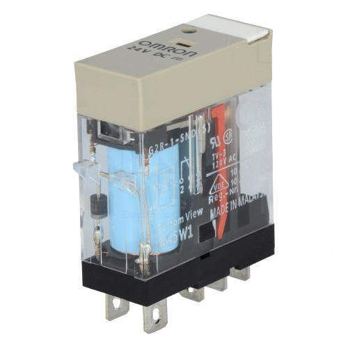 24v Dc Omron Relay At Rs 70   Piece