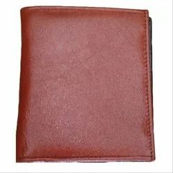 PU Leather Brown Mens Wallet