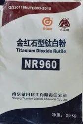 R 960 Nanjing Titanium Dioxide
