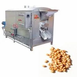 Sesame Batch Roasting Machine