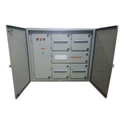 Three Phase Power Distribution Control Panel