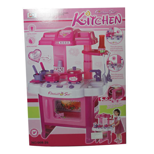 Plastic Kitchen Set At Rs 750 Piece Toy Kitchen Set Id 14679027448